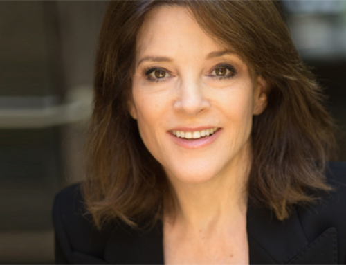Marianne Williamson – Why Mindfulness Matters with Jack Kornfield and Trudy Goodman