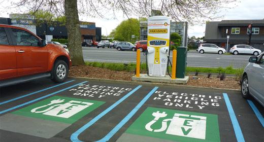 Electric-Vehicle-Parking-awaken