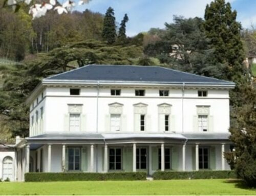 The Former Swiss Home Of Charlie Chaplin Is Now A Museum