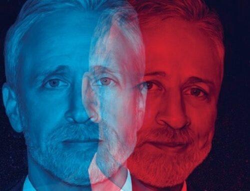 Jon Stewart Isn't Laughing