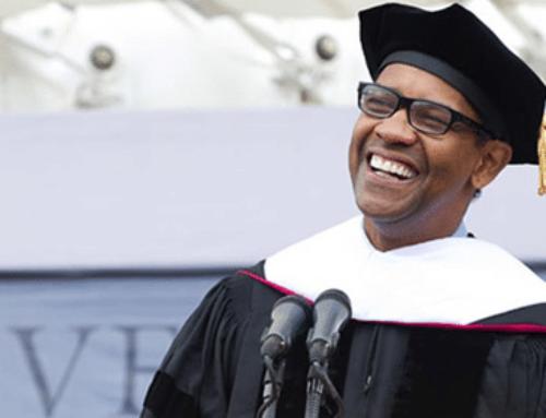 Denzel Washington – University of Pennsylvania