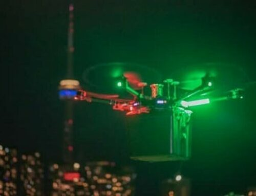 Drone Delivers Lungs To Transplant Recipient, A Medical First