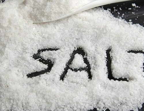 Why We Need To Eat Less Salt…But Haven't