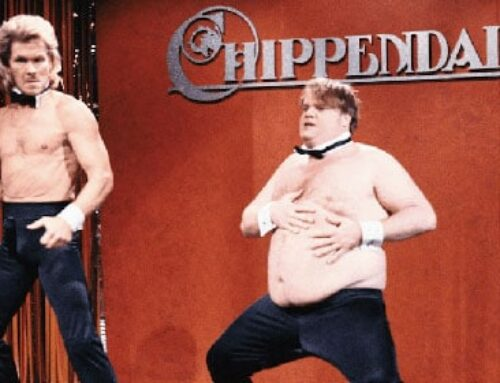 Chippendales Audition – SNL