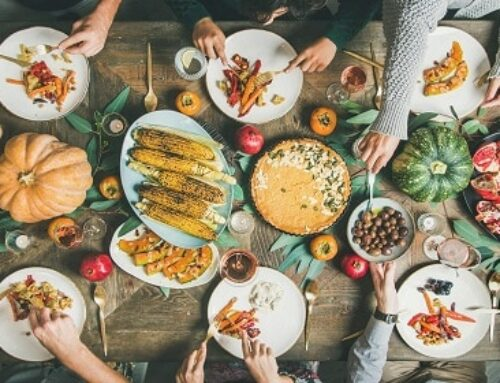 Holiday Meal Planning Tips And Recipes For Healthy & Happy Gatherings