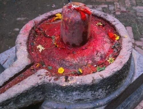 The Real Meaning Of The Shiva's Linga Symbol